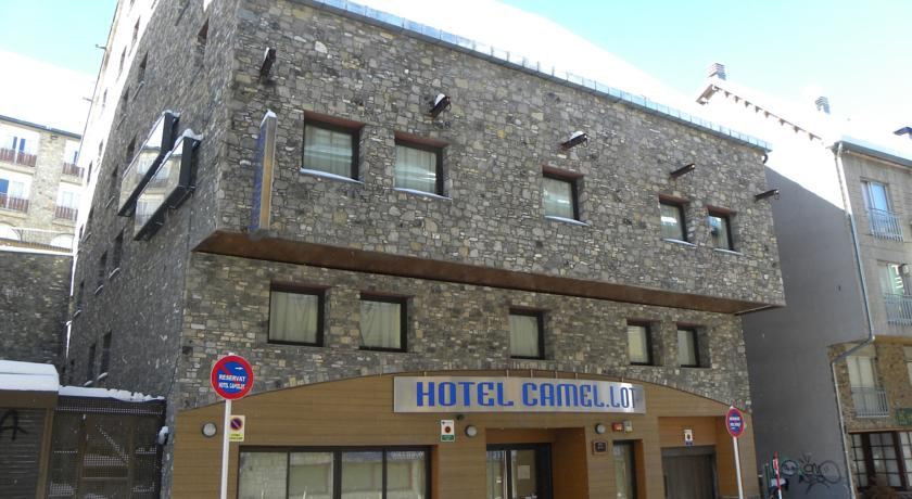 Hotel Camel·lot Pas de la Case