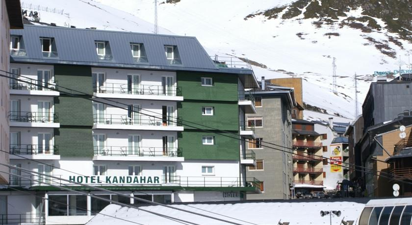 photos de l 39 h tel hotel kandahar au pas de la case en andorre. Black Bedroom Furniture Sets. Home Design Ideas